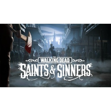 The Walking Dead Saints & Sinners VR STEAM KEY