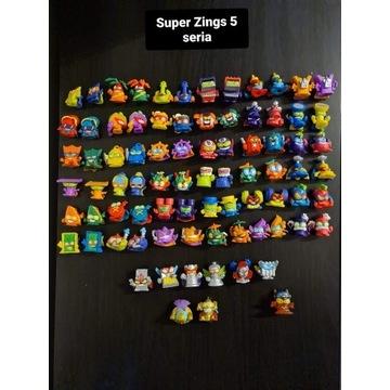 Super zings 5 seria kompletna