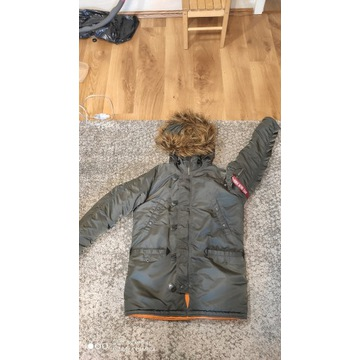 Kurtka Alpha Industries Extreme Cold N-3b, M