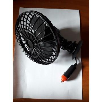 wentylator wiatrak samochodowy 12v hbo030005