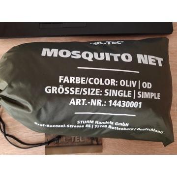 Duża moskitiera turystyczna przeciw komarom