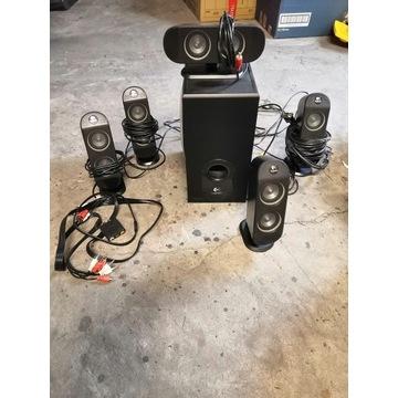 Głośniki 5.1  Logitech X-530