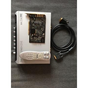 Karta dźwiękowa Creative X-Fi SB0460+panel, pilot