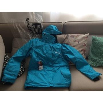 Kurtka narciarska damska Salomon Fantasy Jacket L