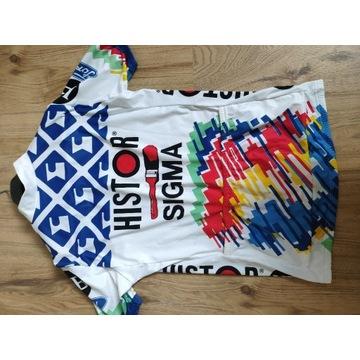 Koszulka rowerowa szosowa Sigma Basso Eroica