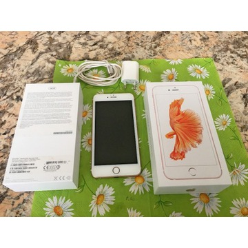 iPhon 6s Plus 16GB Rose Gold
