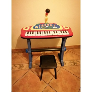 Simba My music Word organy dla dzieci