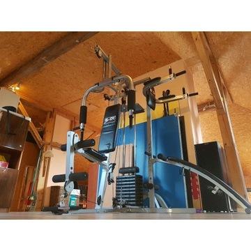 Bodu Sculpture - atlas, sprzęt do ćwiczeń
