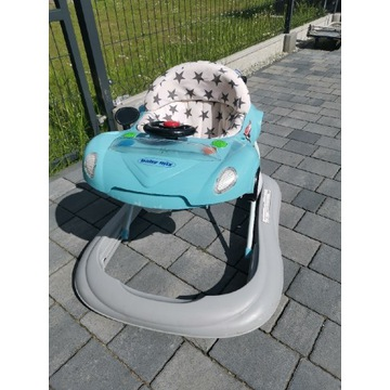 Chodzik niemowlęcy Baby Mix Samochód grający panel