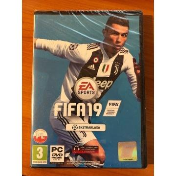 Gra FIFA19 na PC, NOWA ZAFOLIOWANA