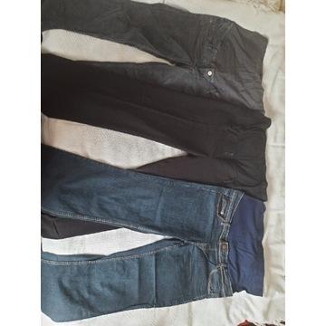 Ubrania ciążowe spodnie, sukienki, bluzki XL 40/42