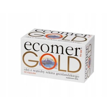 ECOMER Gold 60 kapsułek