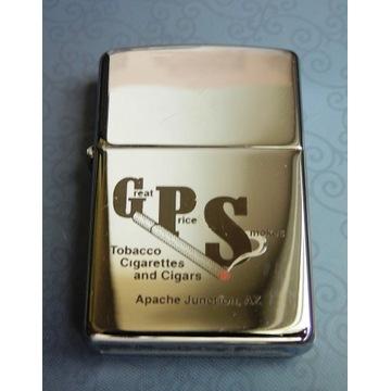 NOWA ZIPPO GPS Tobacco,Cigarettes  &Cigars  # 12