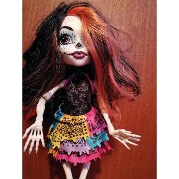 Skelita Calaveras lalka Monster High