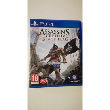 AC Assassin's Creed IV Black Flag PS 4