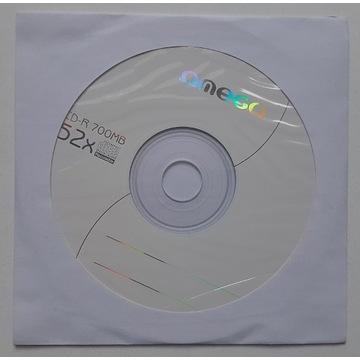 NOWA płyta Omega CD-R 700MB w kopercie
