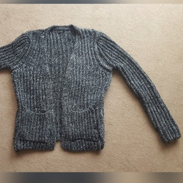 ZARA sweter nowy M