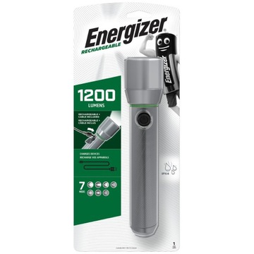 Latarka Energizer Rechargeable Vision HD 1200 LM