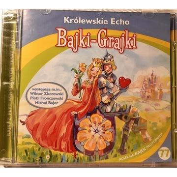 Królewskie Echo, z serii Bajki-Grajki
