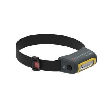 Latarka czołowa do stref EX 200lm COB LED EX-VIEW