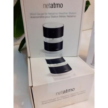 Netatmo Wiatromierz -  element Pogody - fabrycznie