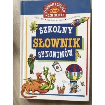 Szkolny słownik synonimów