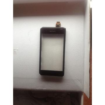 dotyk digitizer Sony Xperia E1 D2005 ramka szybka