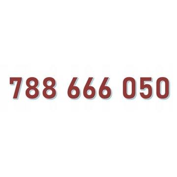 788 666 050 T-Mobile ŁATWY ZŁOTY NUMER starter