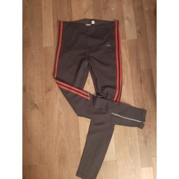 Legginsy sportowe Adidas r. M