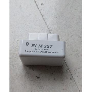 Interfejs diagnostyczny OBDII Bluetooth ELM327