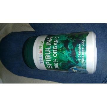 Spirulina This is bio / 410 tabletek
