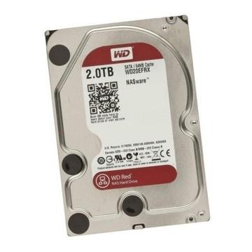 Dysk HDD Western Digital RED WD20EFRX NAS 2TB FV
