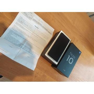 Xiaomi mi note 10 lite 8/128 gwarancja