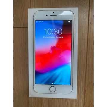 Iphone 6 złoty, 64 gb,bateria 91%-Polecam