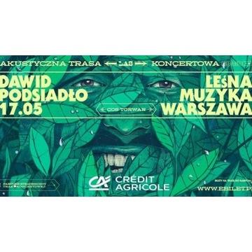 Dawid Podsiadło Warszawa 02/06 17.30 Taniej!!!
