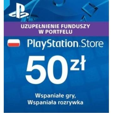 PS Store doładowanie
