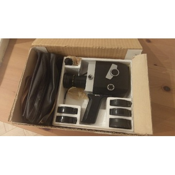 Kamera Zenit QUARZ 1x8S-2 vintage prl analogowa