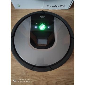 ROBOT SPRZĄTAJĄCY IROBOT ROOMBA 960 Wi-fi