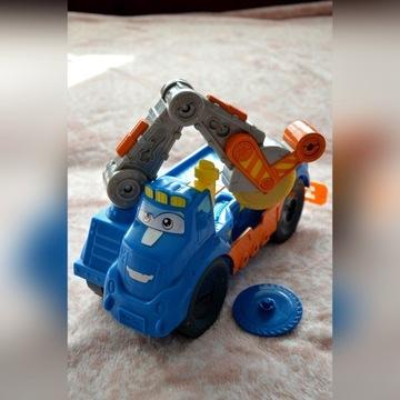 Play-doh pojazdy budowy Pracowita PIŁA Buzz A7394