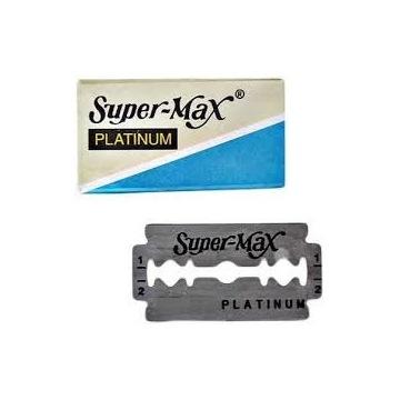 ŻYLETKI PLATINUM Super Max 3 sztuka