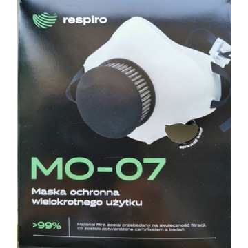 Innowacyjna maska ochronna