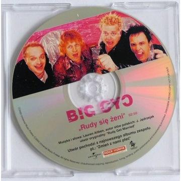 Big Cyc - Rudy Się Żeni - CD Promo - 2002