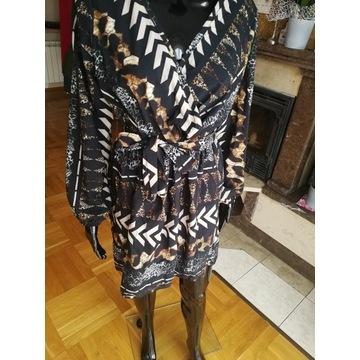 Sukienka print