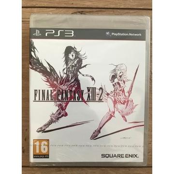 Final Fantasy XIII-2 PS3 Nowa FOLIA Premierowa