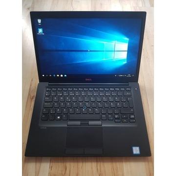Dell Latitude 7480 i5-6300U/16GB/256SSD/FHD/