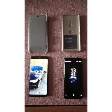 Dwa Sony XZ3 IDEALNE!!! NA GWARANCJI