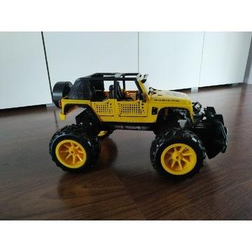 Jeep Wrangler Rubicon zdalnie sterowany