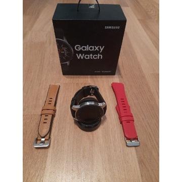 Smartwatch Samsung 46mm + 2 paski gratis