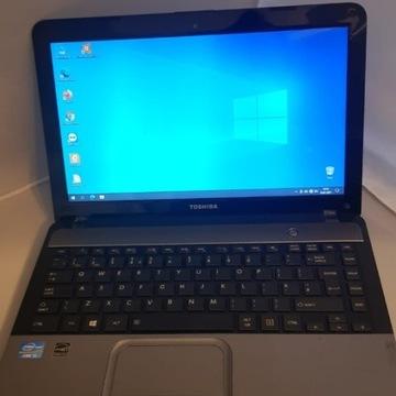 Laptop Toshiba L830 i3 4GB 13.3 120GB W10 FV23%