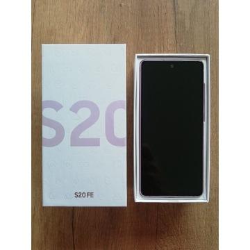 Nowy SAMSUNG Galaxy S20 FE 6/128GB Lawendowy